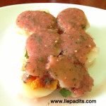 Amanida d'estiu de patata i tonyina