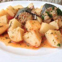 suquet de verat, recepta de Ferran Adrià