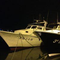 Cambrils barques de pesca