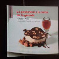 la pastisseria i la cuina de la garrofa