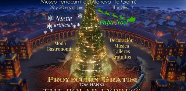 Christmas Market a Vilanova i la Geltrú