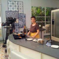 Llepadits al programa Cuines de TV3