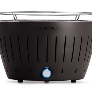 lotus grill barbacoa sense fum color antracita