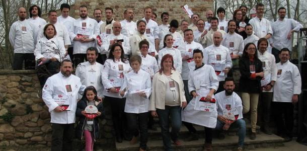 Cuiners dels restaurants km0 2015