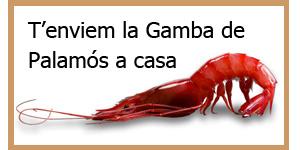 Compra Gamba de Palamós, te'l portem directe de la Llotja a casa