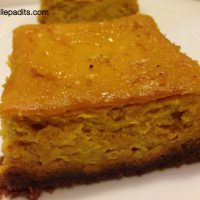 Cheesecake carbassa potimarron