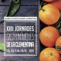 jornades gastronomiques clementina Alcanar