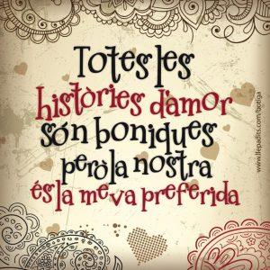 Cava del bon rotllo: Totes les històries d'amor...