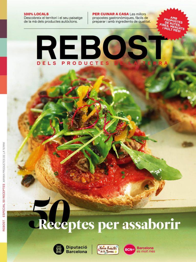 Rebost 50 receptes Xarxa Productes de la Terra