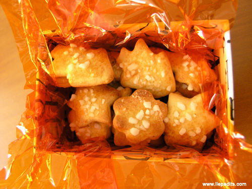galetes de taronja