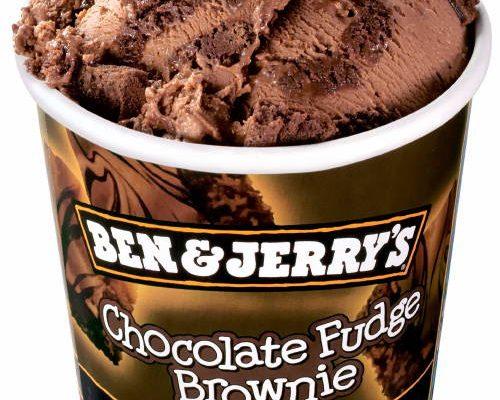 Degustació de gelats Ben & Jerry
