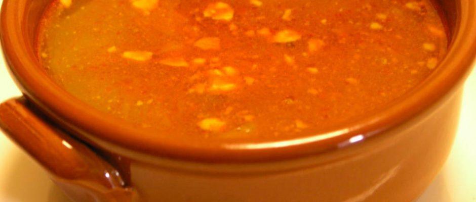 Sopa de peix, un plaer a la taula