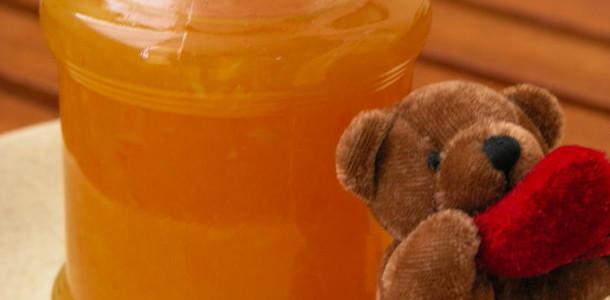 Melmelada de taronja i poma