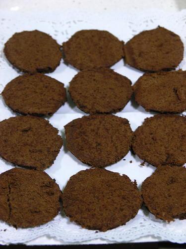 bases cúpula de xocolata