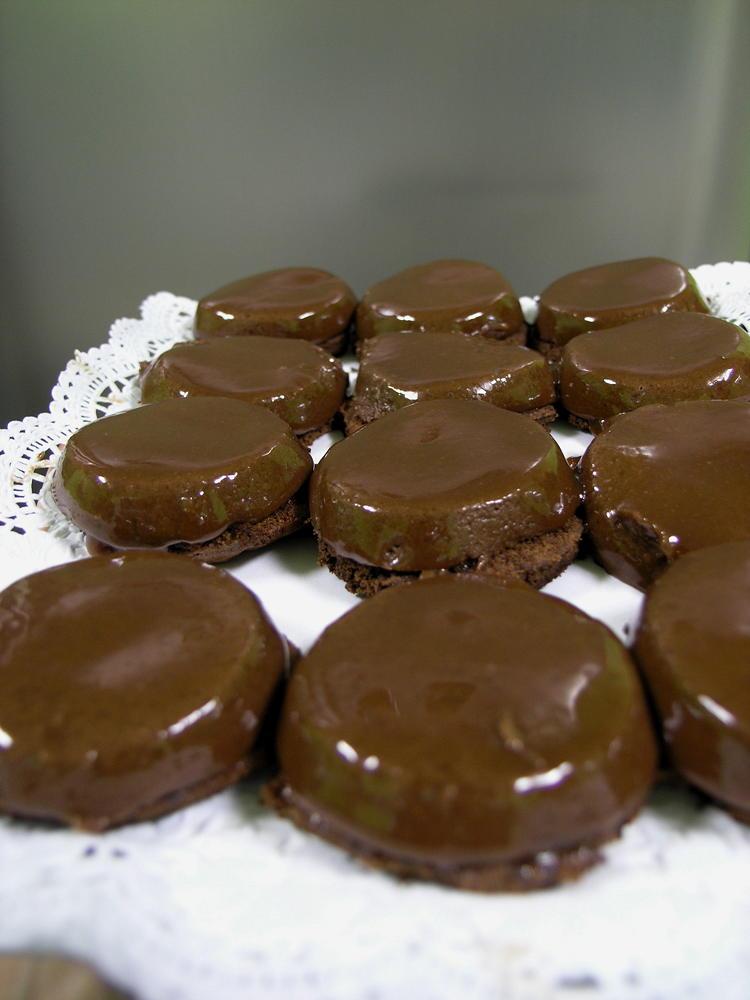 cúpula de xocolata