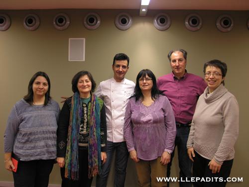 Blocaires amb Raül Balam