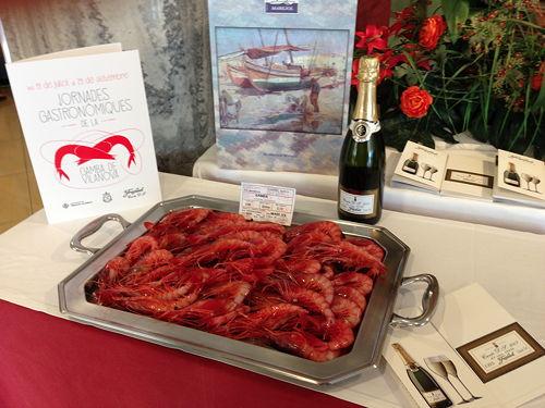 Jornades Gastronòmiques de la Gamba de Vilanova