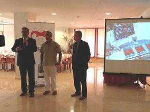 Presentació de les Jornades Gastronòmiques de la Gamba de Vilanova