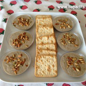 Hummus de llenties, recepta per la crida de Blogs contra la fam