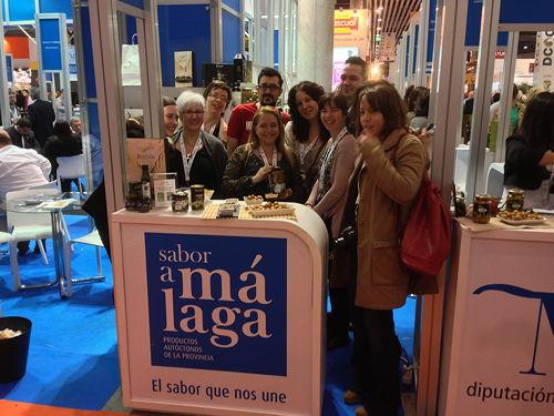 Blocaires convidats a Sabor a Màlaga