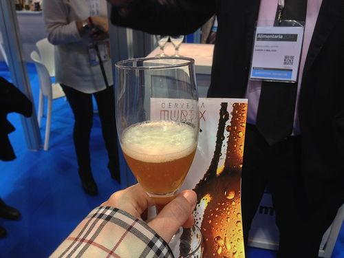 Sabor a Málaga Cervesa amb sucre de canya