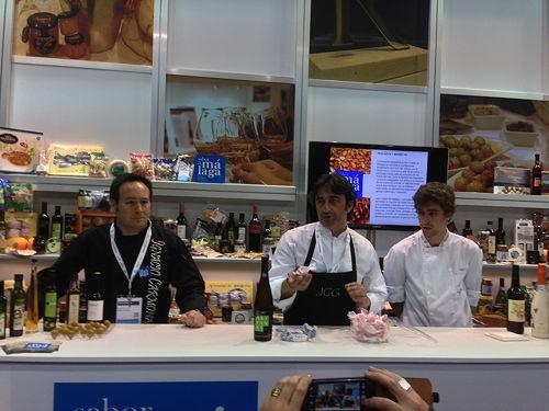 Show cooking José Carlos García