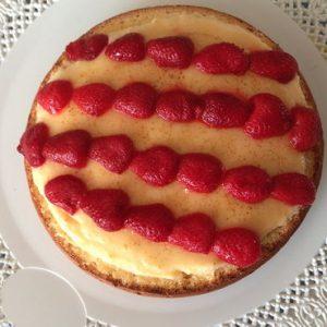 pastis sant jordi amb crema cremada