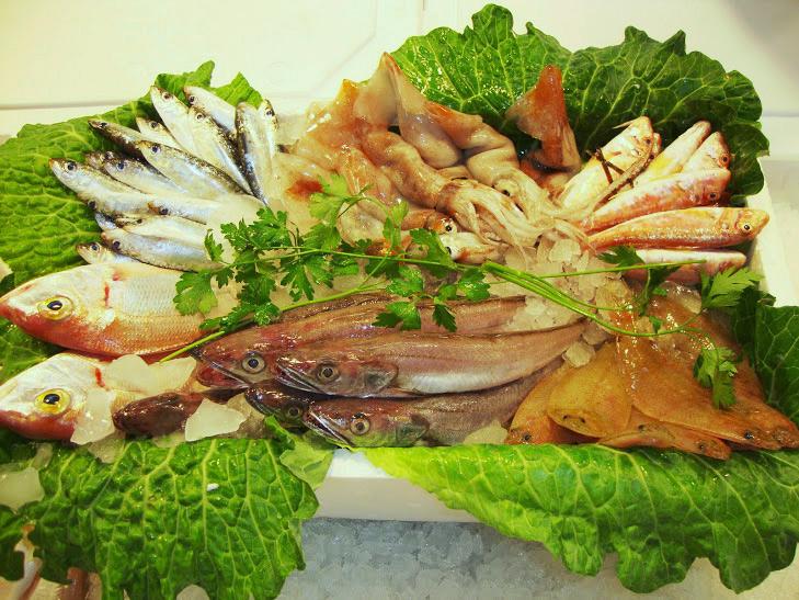 Cistella de peix setmanal, Llotja de Cambrils