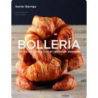"""llibre """"Bollería"""" de Xavier Barriga"""