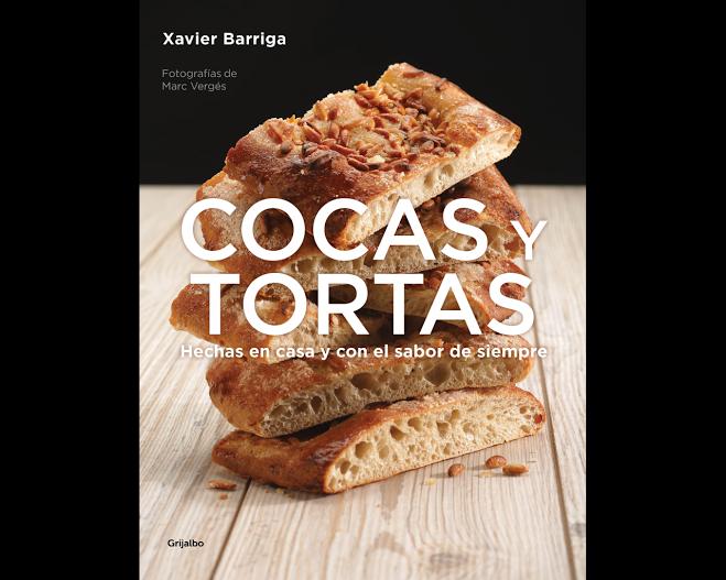 llibre cocas y tortas - Xavier Barriga