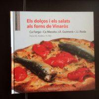 els dolços i els salats als forns de Vinaròs