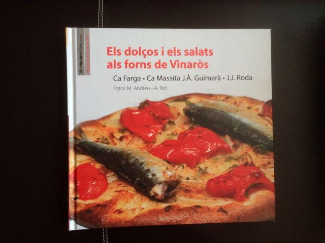 els dolços i els salats als forns de vinaros