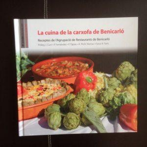 la cuina de la carxofa a Benicarló