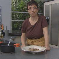 Anna Genís de Llepadits al programa Cuines de Tana Collados a TV3