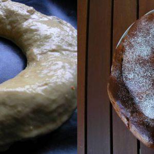 tortell de reis, tortell de sant Antoni