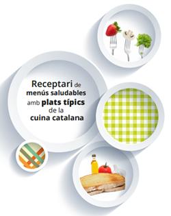 Receptaris menús saludables Plats típics