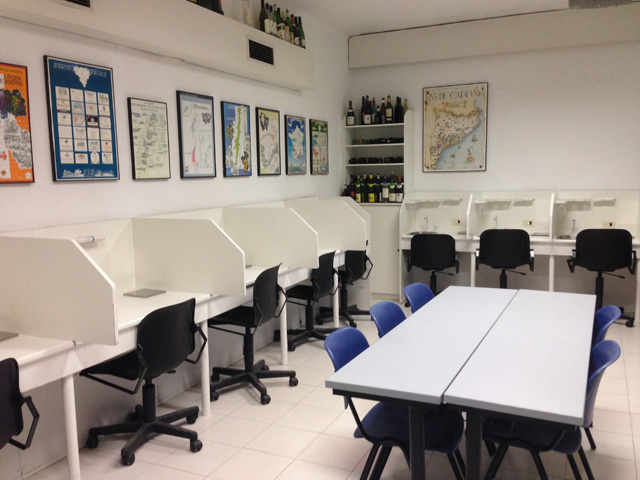 aula enologia EUHTStPol