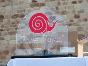 placa slow food Catalunya 2015