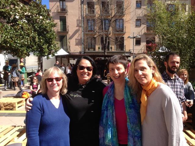 lactium Angelina i bloguers