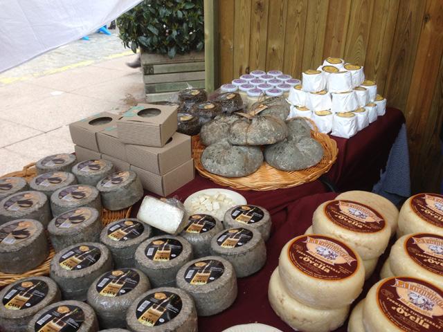 Lactium fira de formatges