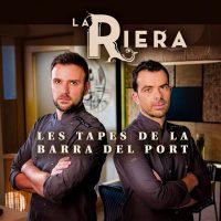 """Llibre """"La Riera. Les tapes de la Barra del Port"""", Oriol Carrió i Marc Serra"""