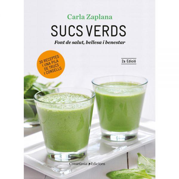 Llibre sucs verds Carla Zaplana