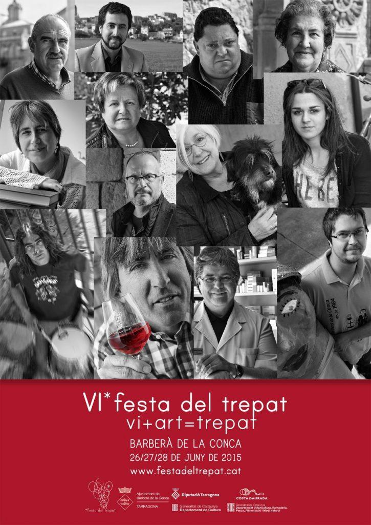 Portada programa 2015 Festa del Trepat