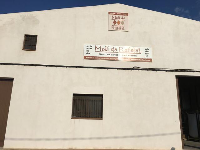 museu molí de Rafelet