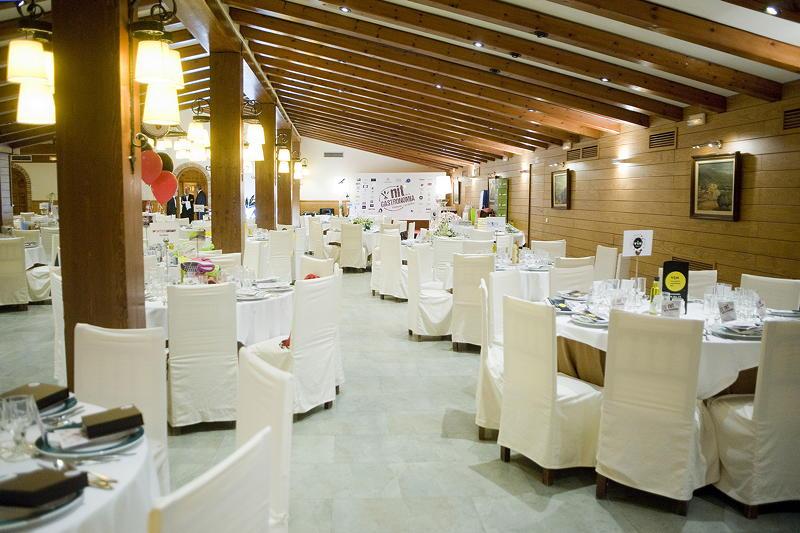 restaurant Mas Roquer - vilanova park, Nit de la Gastronomia