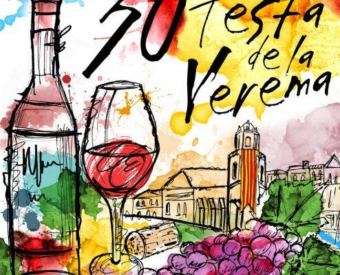 30 Festa de la Verema 2017 a Cubelles