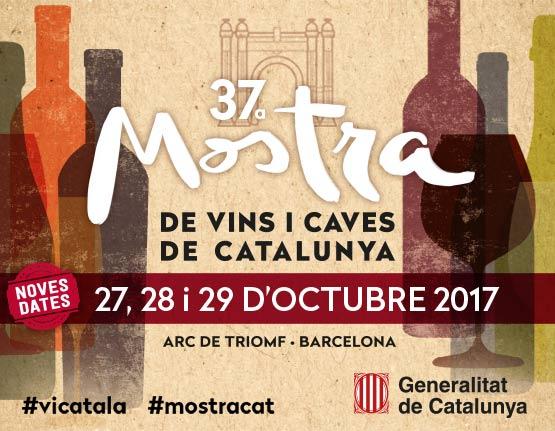 37a mostra de vins i caves a Catalunya
