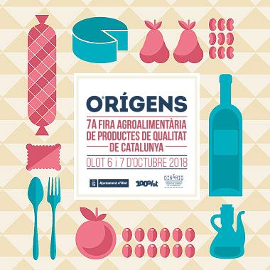 La fira Orígens de Olot, aquest any una mica més d'hora
