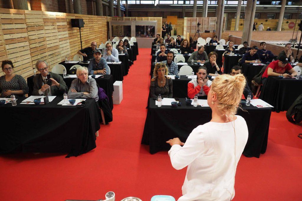 aula del gust forum gastronomic