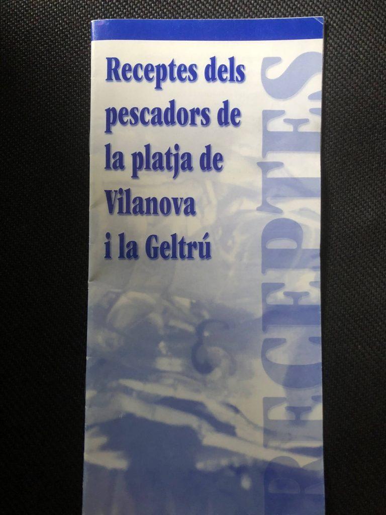 Receptes dels pescadors de la platja de Vilanova i la Geltrú
